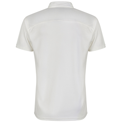 Club Shirt Short Sleeves - Maroon Piping