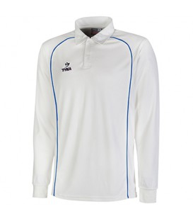Club Shirt Long Sleeves - Royal Piping