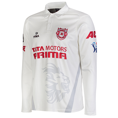 Master Shirt Long Sleeves - Sublimated White