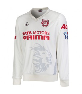 Master Sweater - Sublimated White